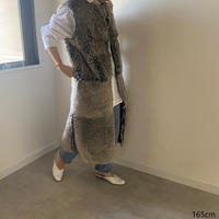 Gradation Eco Fur Vest