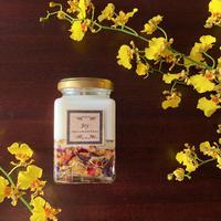 最高級organic aroma candle〜spiritの喜び〜