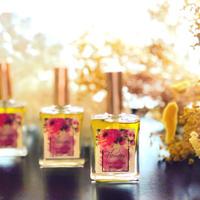 金木犀の豊かさブレンド 最高品質オーガニックアロマ香水