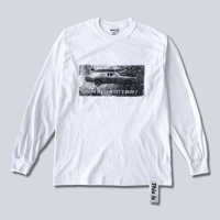 This is the Long Tee [LET'S SURF!]