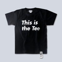 This is the Tee[BK]