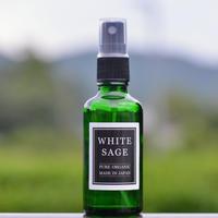 自然栽培ホワイトセージ アロマスプレー(浄化スプレー)50ml