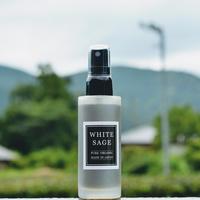 【オーガニック100%】 ラベンダー&ホワイトセージミスト (浄化スプレー) 50ml
