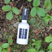 【オーガニック100%】国産ホワイトセージ ホワイトセージスプレー  100ml 8種類の香りから選べる!
