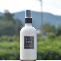 自然栽培ホワイトセージ ピュアアロマスプレー(浄化スプレー) 100ml