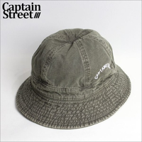 【CAPTAIN STREET】 Arch Logo ボールハットOLIVE