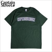 【CAPTAIN STREET】COLLEGE Tシャツ GREEN Mサイズ