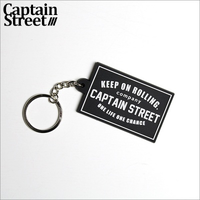 【CAPTAIN STREET】CS LOGO キーホルダー