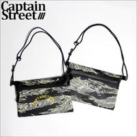 【CAPTAIN STREET】T.CAMO サコッシュ 2カラー