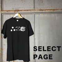②ロゴTシャツ SALE  アイテム選択ページ
