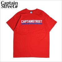【CAPTAIN STREET】CVLS Tシャツ RED