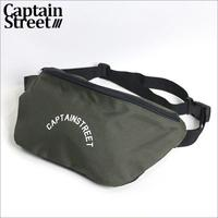 【CAPTAIN STREET】 Arch BodyBag OLIVE