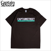 【CAPTAIN STREET】CVLS Tシャツ BROWN