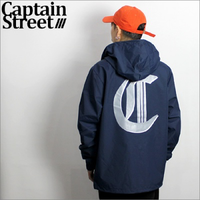【CAPTAIN STREET】OE HOODジャケット NAVY