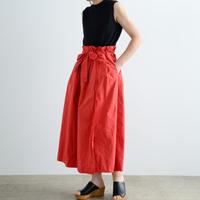 ALLEGE FEMME / Tuck skirt