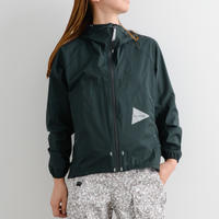 and wander / Light rain jacket(Women's)
