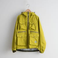 and wander / 3L rip stop jacket / Women