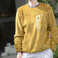 and wander / high loft fleece pullover