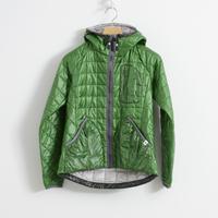 andwander / primaloft insulated hoodie(women's)