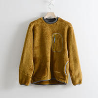 and wander / high loft fleece pullover(Women's)