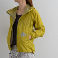 and wander / Light rain jacket / Women