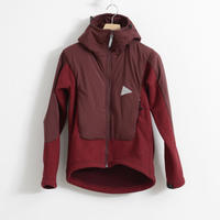 and wander/ twill fleece jacket(Women's)
