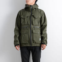 and wander / 3L rip stop jacket / Men