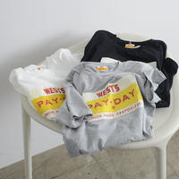 WESTOVERALLS / PAYDAY×WEST'S TEE