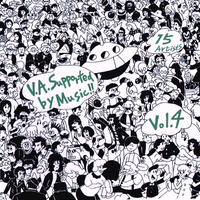 ◆DEPA応援CD◆ V.A.Supported by music!! Vol.4
