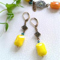Earrings PE-149-Y