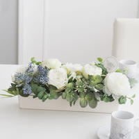 White&Green arrangement【完成品】