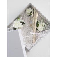 aroma Diffuser セット【ホワイト】:完成品BOX入り