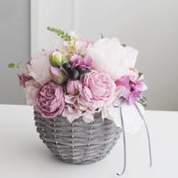 Peony&Rose arrangement【完成品】