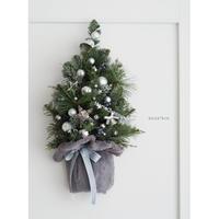 Wall Deco Tree :シルバー