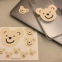 removerable sticker(bear / quokka)