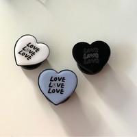heart smart tok (blue / black / white)