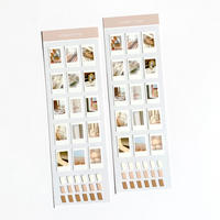 [mingkit]bage instant photograph seal sticker