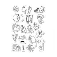 [Jeongo-innerside]mini drawing stickr pack 01