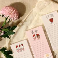 strawberry checklist