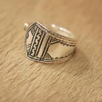Touareg Silver / Ring06 / Silver100%