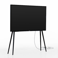 JALG TV STAND/REGULAR - BIRCH BLACK