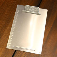 Metal clip board - B5 Galvanized