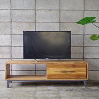 OLD TEAK TV BOARD S