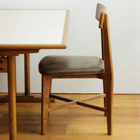 CHINON CHAIR - LIGHT BROWN LEATHER