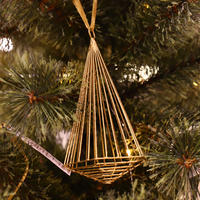 Wire Ornament Streak Corner