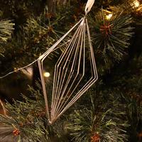 Wire Ornament Rhombus