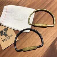 D-shape Key Ring