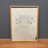 American Vintage Drawing - Coupling Assembly