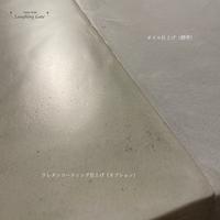 オプション/ダイニングテーブルウレタン加工【適用サイズ②/1200~1800】