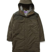 "THE NORTH FACE PURPLE LABEL ""Insulated Mountain Coat"""